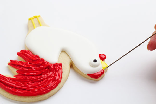 Easy-Rooster-Cookies-Decorated-Sugar-Cookies-by-www.thebearfootbaker.com