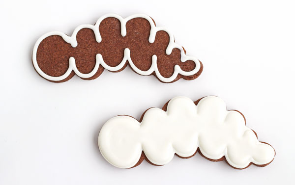 Easy Butterfly Cookies Decorated with Royal Icing-Tutorial by thebearfootbaker.com