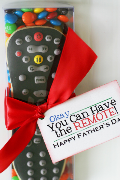 Father's Day Cookie Ideas - Fathers-Day-Remote Cookies