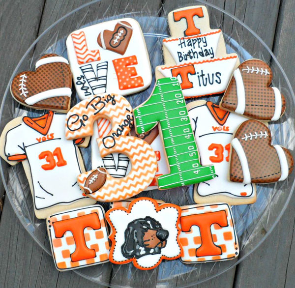 Father's-Day-Cookie-Ideas---Tennessee-Vol-Cookies