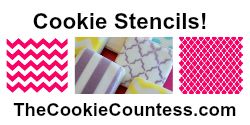 Cookie Countess Cookie Stencils