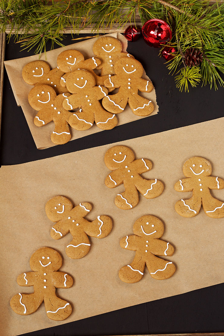 Fun Gingerbread Man Cookies