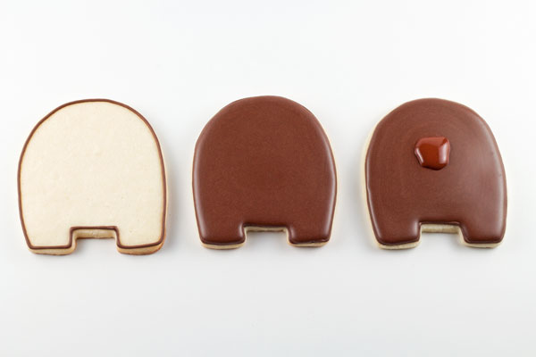 Animal Cookies can help you celebrate the New Year- The END is NEAR! Happy New Year! with www.thebearfootbaker.com