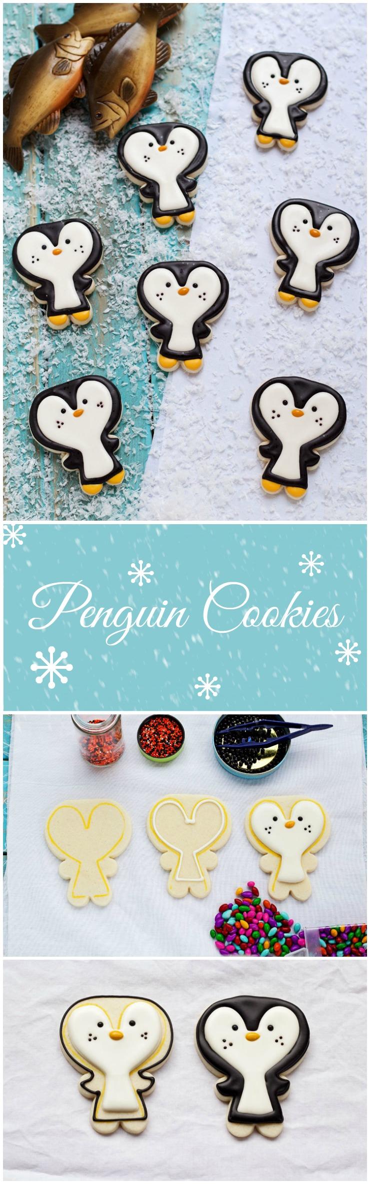 Easy Penguin Cookies   The Bearfoot Baker