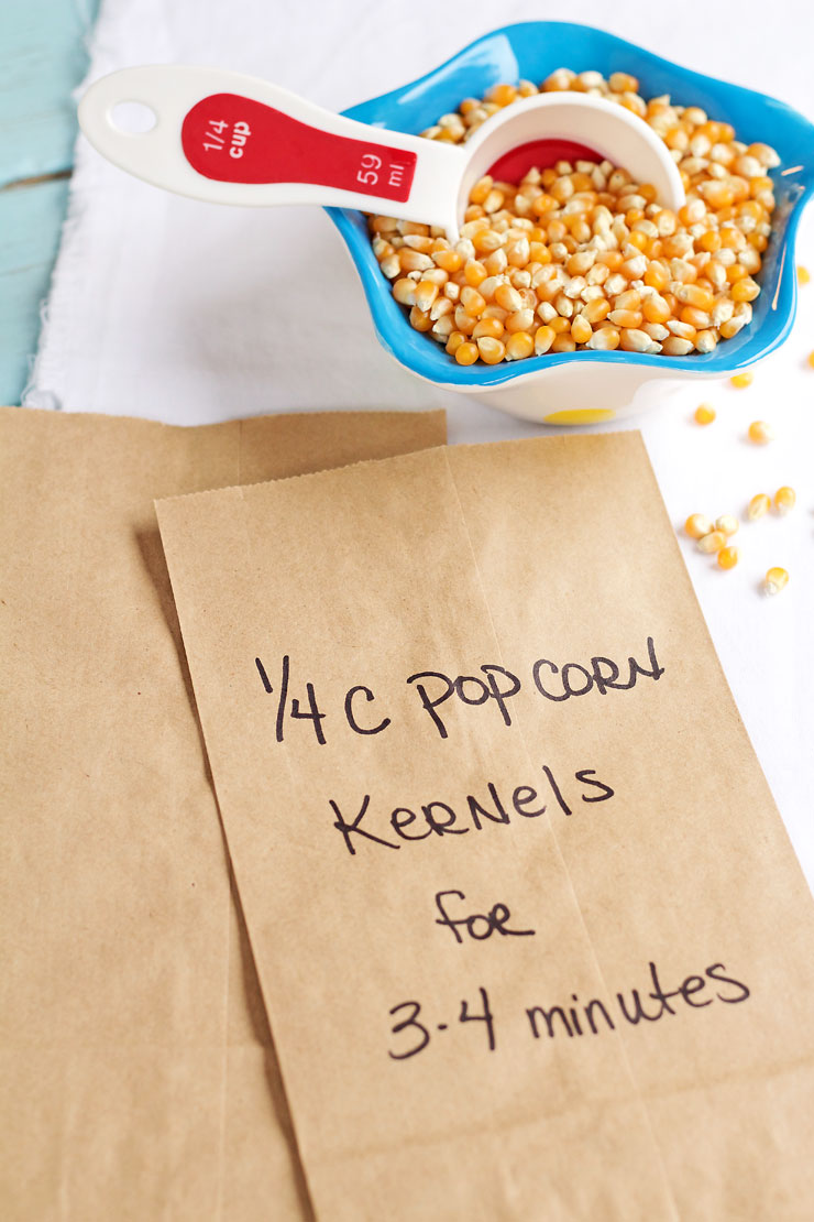 Popcorn Candy Recipe - This stuff is so addictive it should come with a warning label! by www.thebearfootbaker.com