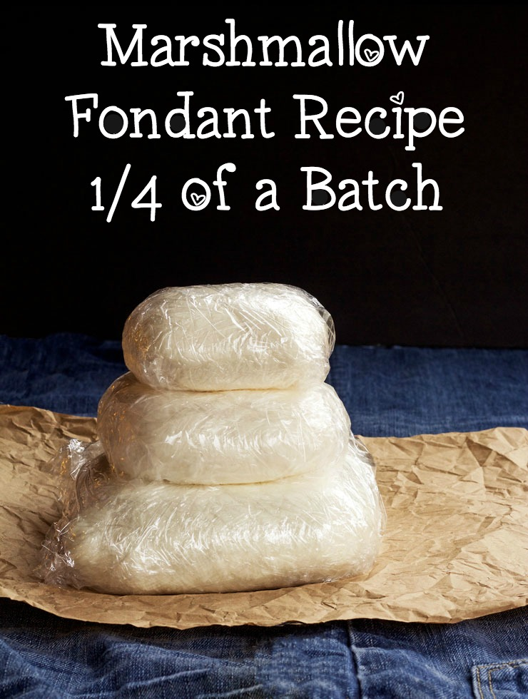 The Best Homemade Fondant Recipe – from Scratch ...