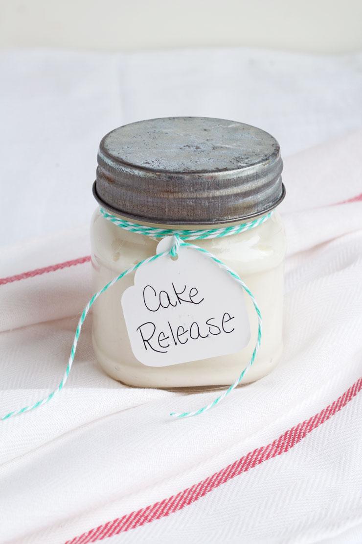Cake Release Recipe
