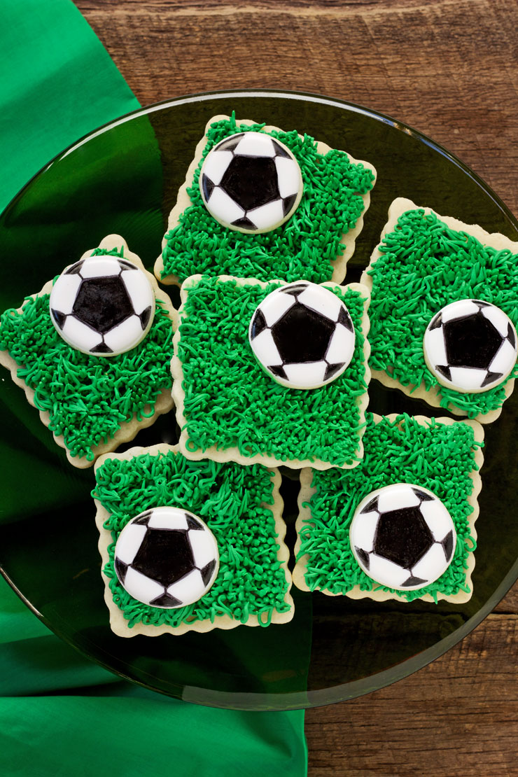 how to make grass out of icing without grass tip