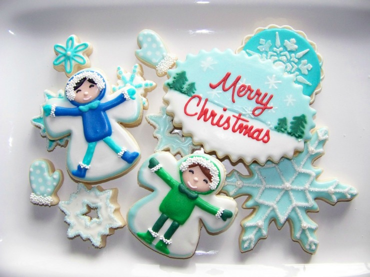 Awesome Christmas Cookies to Make You Smile | The Bearfoot Baker