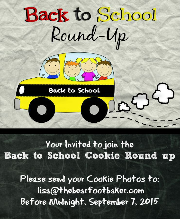 Back to School Cookie Photo Round-Up