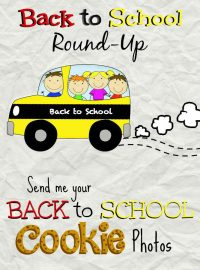 Back to School Cookie Round-Up www.thebearfootbaker.com