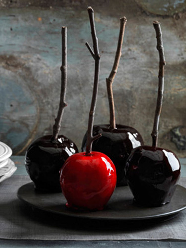 How to Make Mini Caramel Apples How to Make Mini Caramel Apples new photo