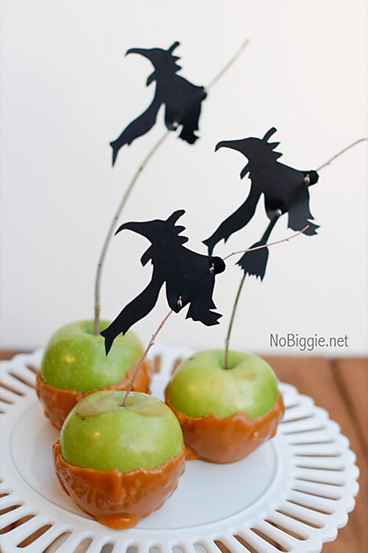 Halloween Silhouettes by NoBiggie