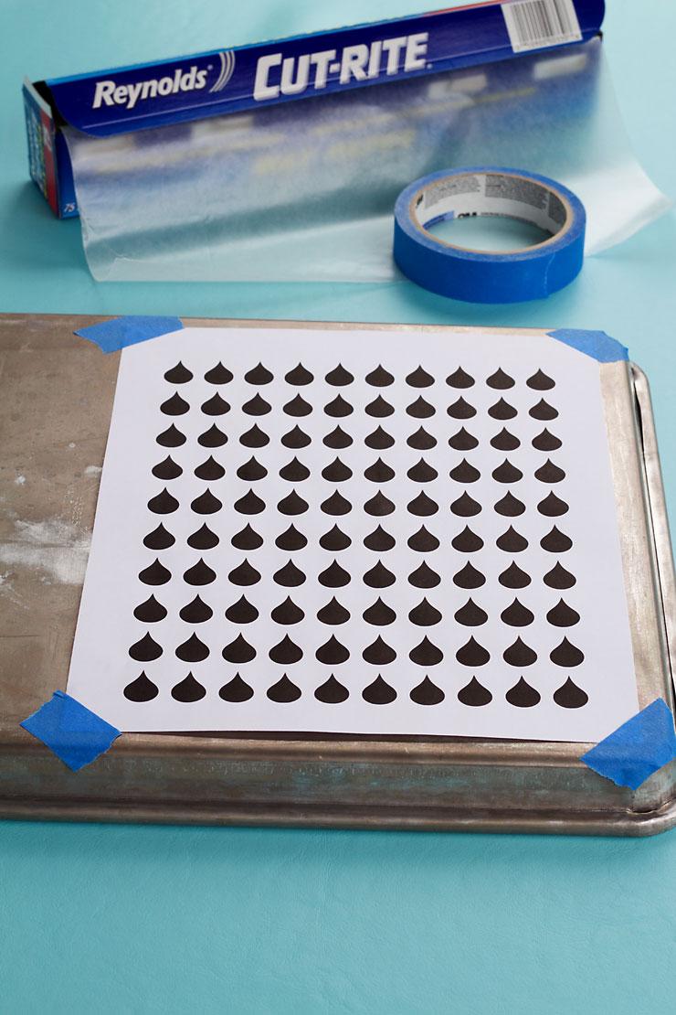 How to Make Blue Bird Royal Icing Transfers via www.thebearfootbaker.com