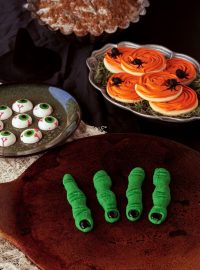 Halloween Finger Cookies | The Bearfoot Baker
