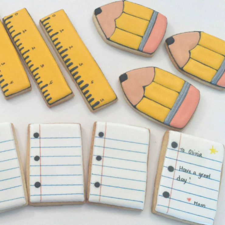Back to School Round Up - Back to School by Julie Vancouver | The Bearfoot Baker