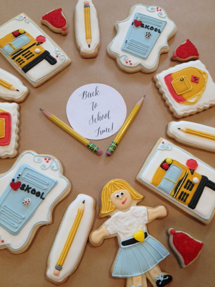 Back to School Round Up - You can never get too much skool! by Lynn | The Bearfoot Baker