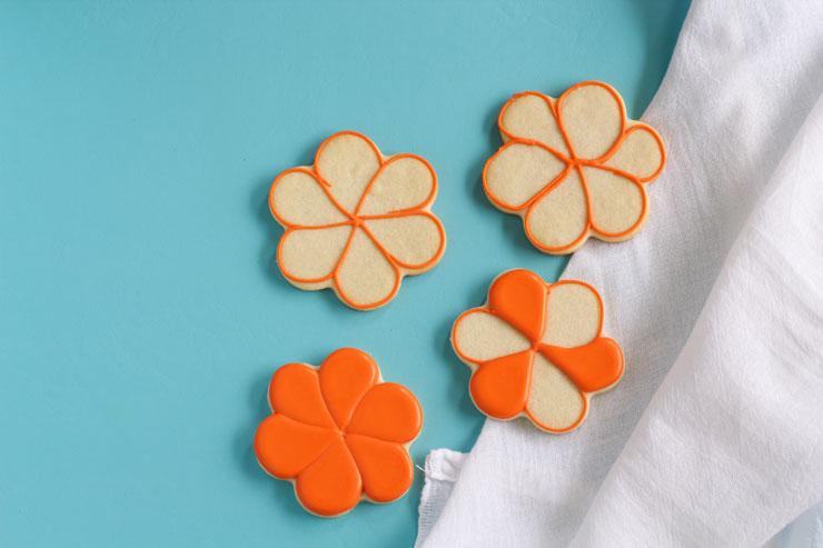 Fun Pumpkin Cookies   The Bearfoot Baker