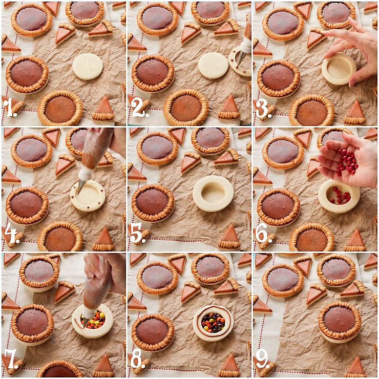 A Simple Way to Make Pumpkin Pie Cookies | The Bearfoot Baker