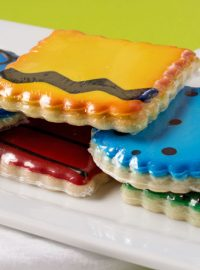 How to Use Shrink Bags on Decorated Cookies | The Bearfoot Baker