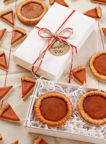 Pumpkin Pie Cookies | The Bearfoot Baker