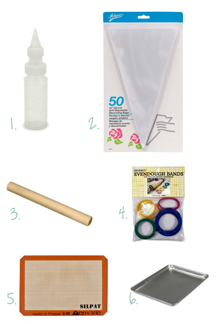 Basic Cookie Decorating Supplies what You Need for Baking | The Bearfoot Baker