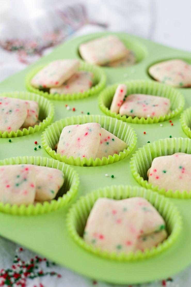 Easy and Fun Sprinkle Sugar Cookies | The Bearfoot Baker