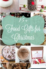 Homemade Food Gifts for Christmas