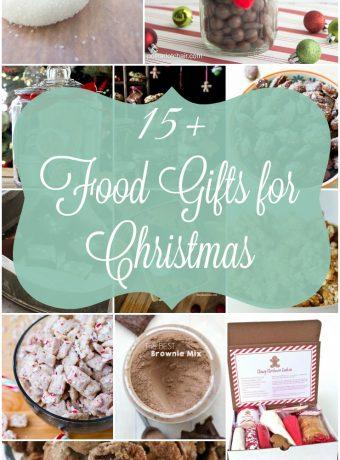 Homemade Food Gifts for Christmas | The Bearfoot Baker