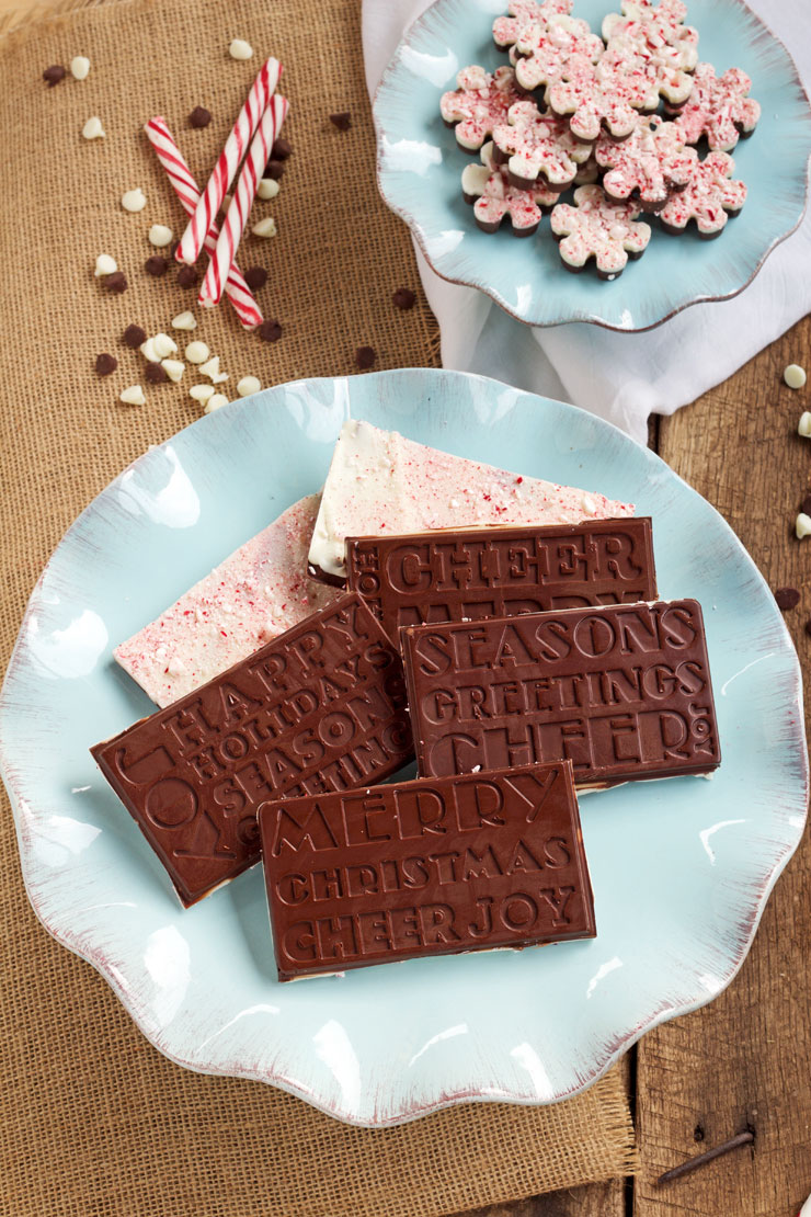 Peppermint Bark | The Bearfoot Baker