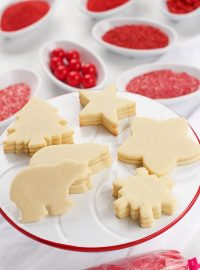 Simple Sugar Cookie Recipe | The Bearfoot Baker