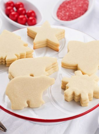 Sugar Cookie Recipe | The Bearfoot Baker