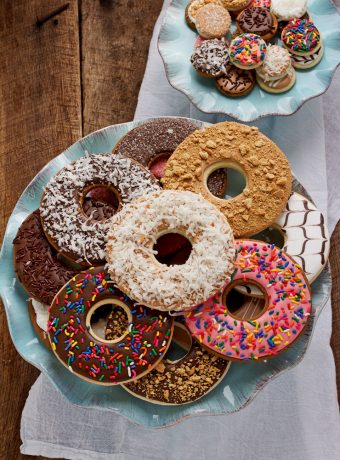 How to Make Donut Cookies   The Bearfoot Baker