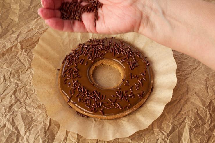Simple Donut Cookies   The Bearfoot Baker