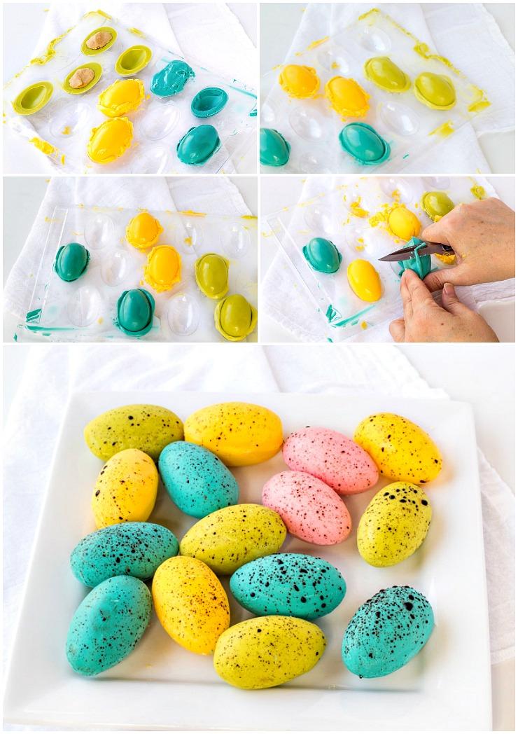 Cute Little Bird Nest Cupcakes with Chocolate Robin Eggs | The Bearfoot Baker