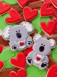 Decorated Koala Cookies | The Bearfoot Baker