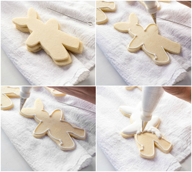 Hanging Mug Bunny Cookies | The Bearfoot Baker