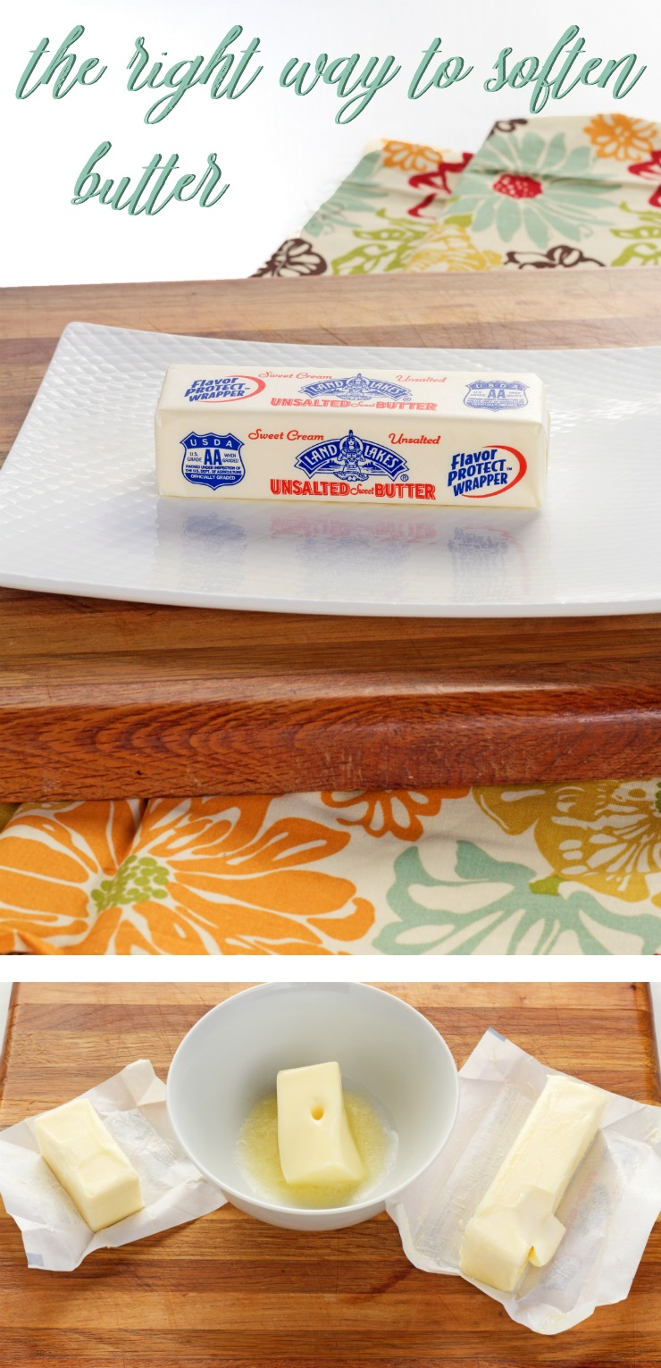 The Right Way to Soften Butter for Baking | The Bearfoot Baker