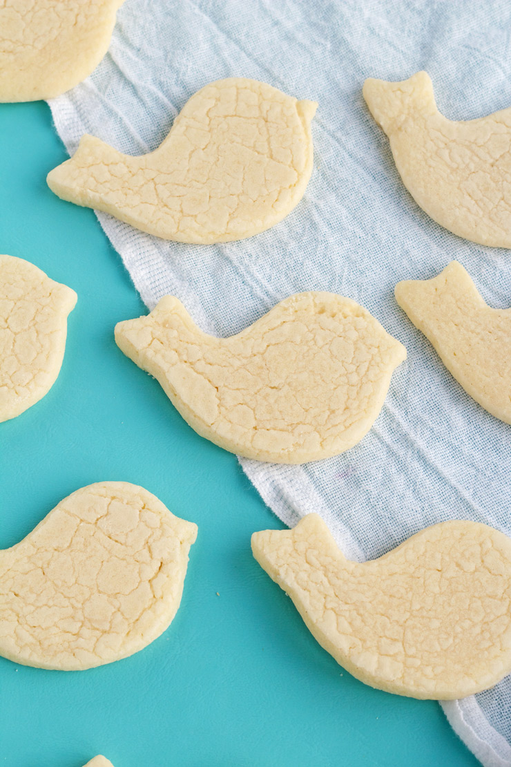 Look What Happens When you Re-roll Cookie Dough | The Bearfoot Baker