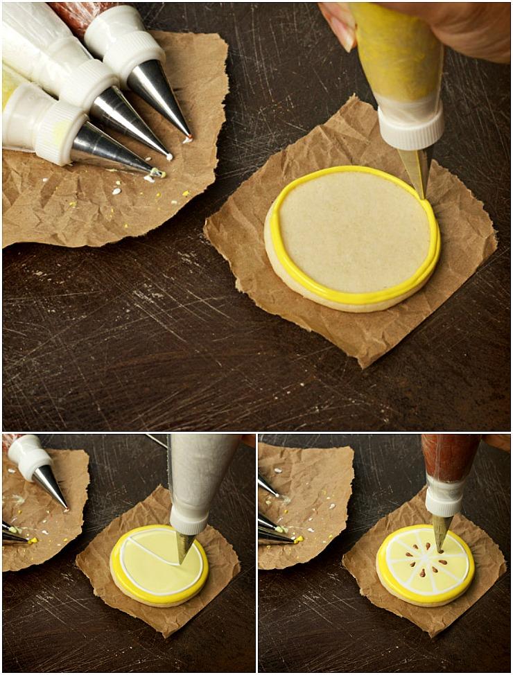 How to Make Simple Lemon Cookies   The Bearfoot Baker