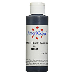 Americolor Gold Soft Gel Paste Food Color