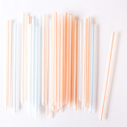 Bubble Tea Fat Straws