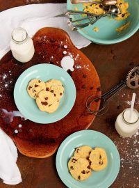 Chocolate Chip Cookie Recipe From a Cake Mix | The Bearfoot Baker