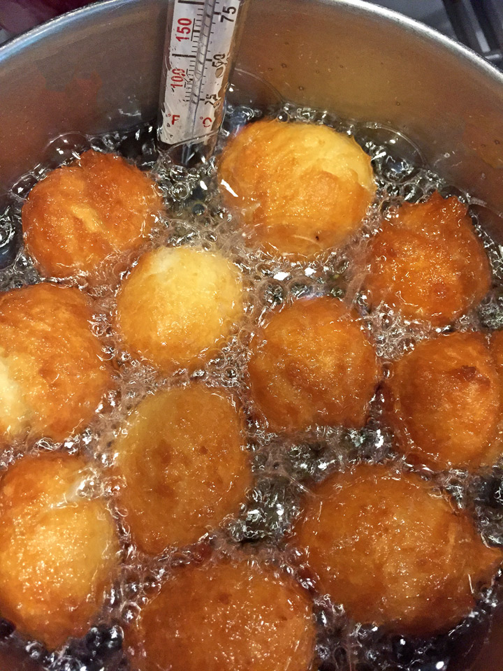 Donut Holes Recipe with Glaze | The Bearfoot Baker
