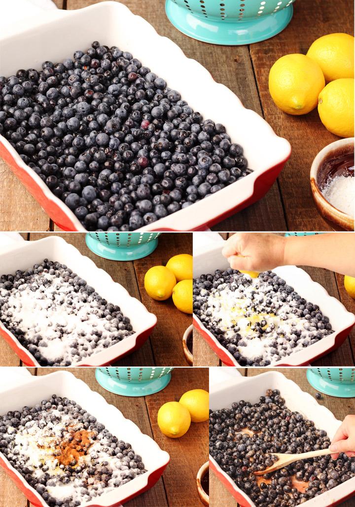 How to Make Blueberry Cobbler   The Bearfoot Baker