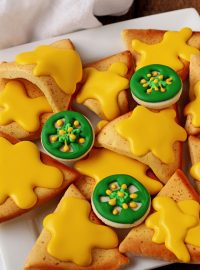 Nacho Cookies with a How to Video | The Bearfoot Baker