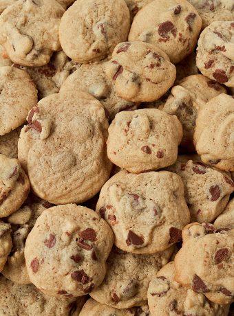Chocolate Chip Cookies (reader survey) | The Bearfoot Baker