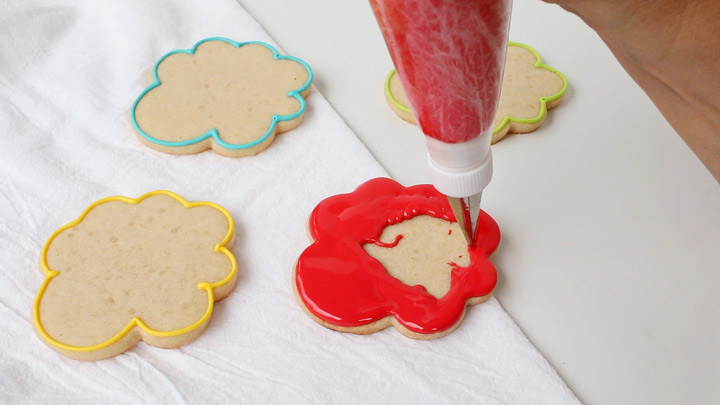 Easy Ballerina Bear Cookies | The Bearfoot Baker