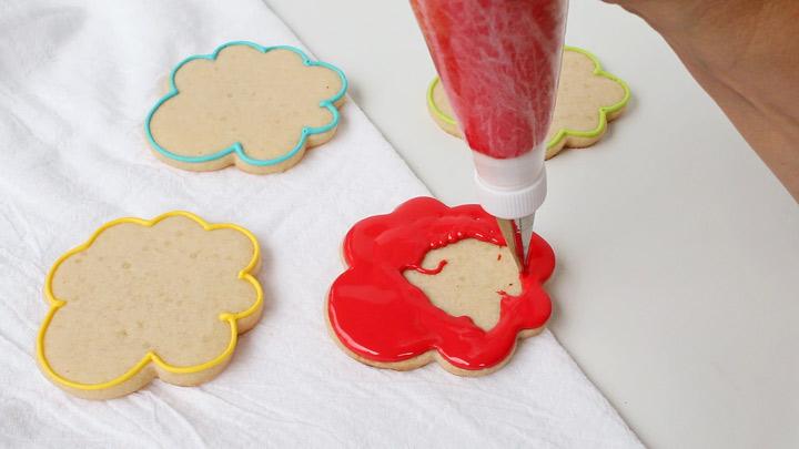 Easy Ballerina Bear Cookies | The Bearfoot Baker