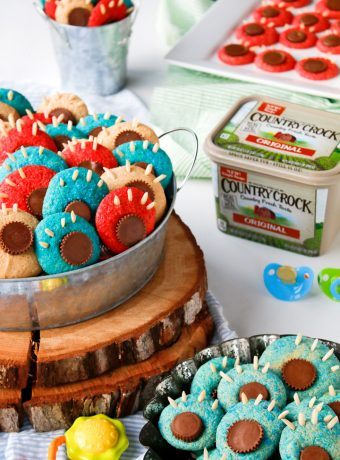 Country Crock Make It Yours Baby Bear Cookie Recipe with a How to Video   The Bearfoot Baker